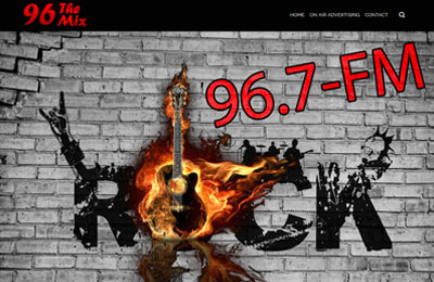 New Website for KZMX 96.7 FM in Hot Springs