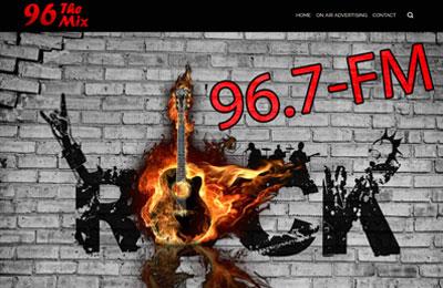 KZMX-FM 96.7 FM