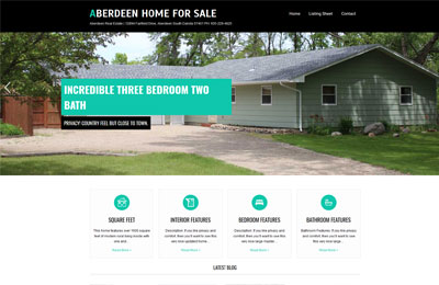 Aberdeen Home for Sale