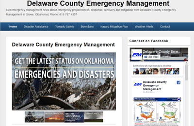 Delaware County Emergency Management