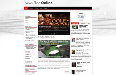 News Shop Online