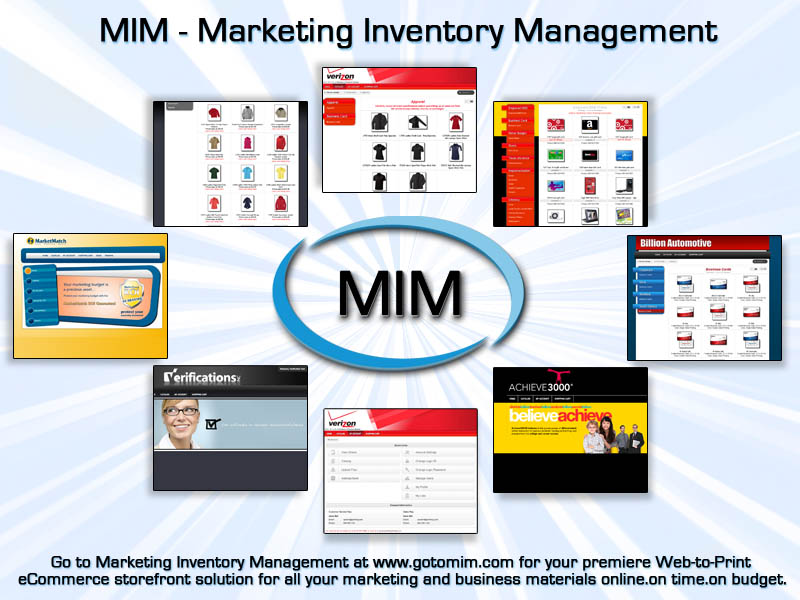 Marketing Inventory Management