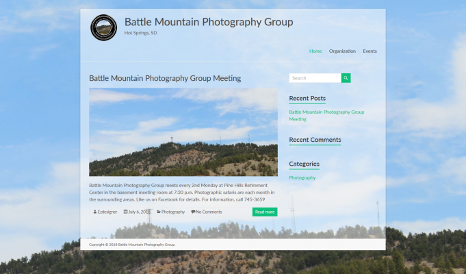 Battle Mountain Photography Group
